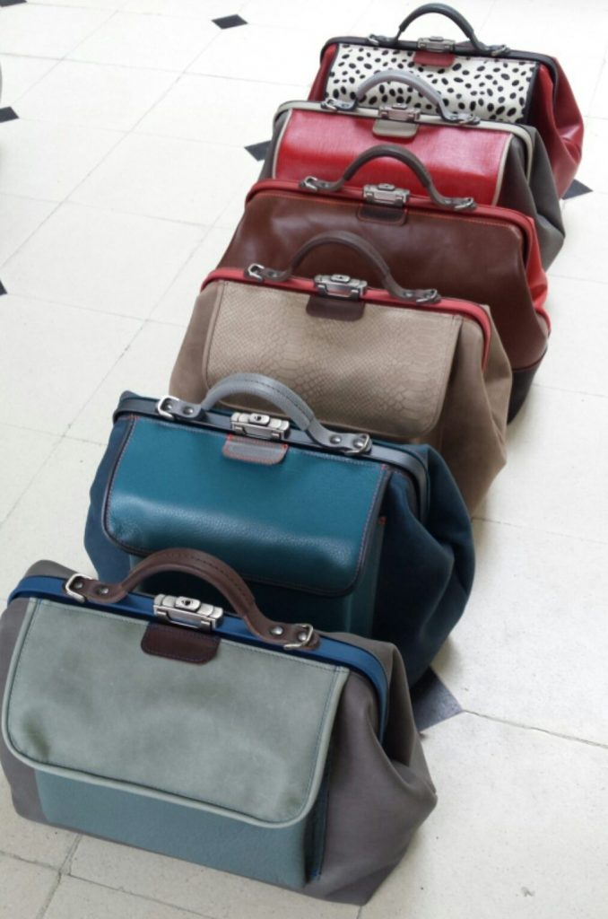 leather doctor's bags