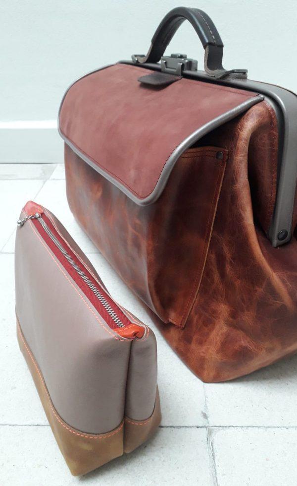 accessoire tasje voor stethoscoop, doptone, laptopsnoer